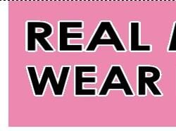 Real Men Wear Pink Breast Cancer Awareness Bumper Sticker