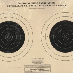TQ-3/2 - 50 Yard Small Bore NRA Competition Rifle Target