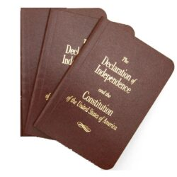 Pocket U.S. Constitution and Declaration of Independence (Three Pack)