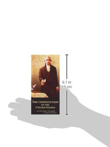 Pocket United States Constitution and Declaration of Independence (Package of 12)