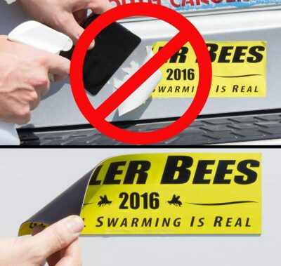 Bumper Sticker Magnet Maker: Turn Any Bumper Sticker Into a Strong Magnet