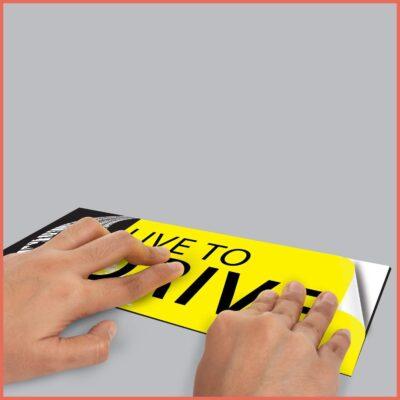 Bumper Sticker Magnet Maker: Turn Any Bumper Sticker Into a Strong Magnet