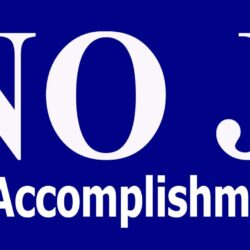 No Joe Bumper Sticker Version 3- Anti Joe Biden Bumper Sticker