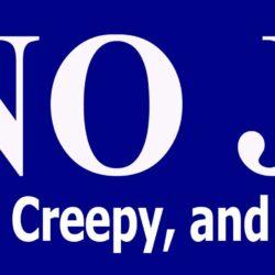 No Joe Bumper Sticker Version 2- Anti Joe Biden Bumper Sticker