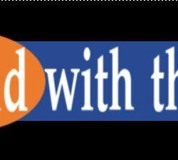 We Stand with the Police Bumper Sticker