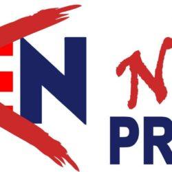Joe Biden- Not Our President Bumper Sticker