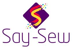 Say-Sew Logo